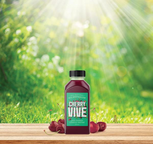 Vive Cherry Nectar 250ml JUICE